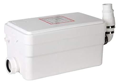 MacerPro équipées Pompe 250W 2en 1Douche Lavabo vidage de Baignoire Pompe de sanitaire d'eau