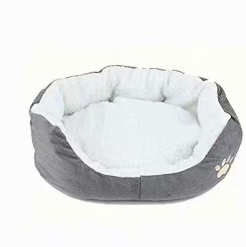 Life-Mall Cama Gatos Perros tamaño:45 * 35cm,con