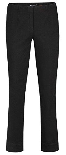 Robell -  Jeans  - straight - Basic - Donna Black