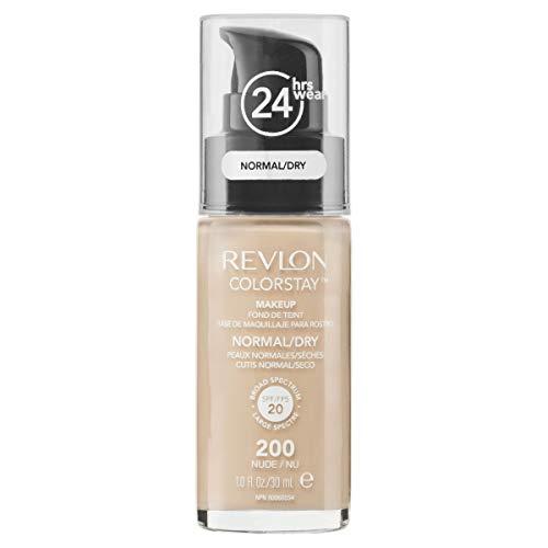 Revlon, Fundación Colorstay pieles secas, botella
