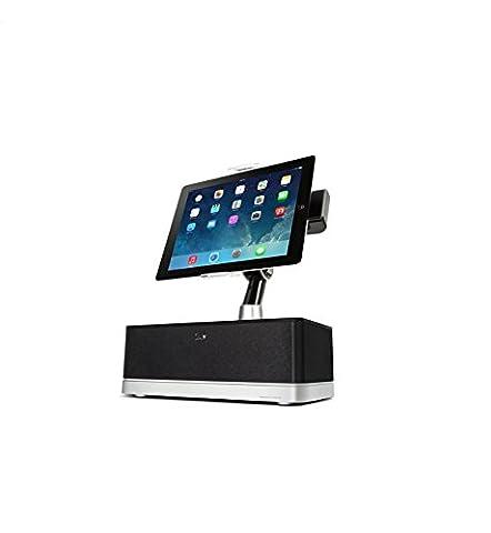 iLuv IMM514 Station d'accueil pour iPad Noir