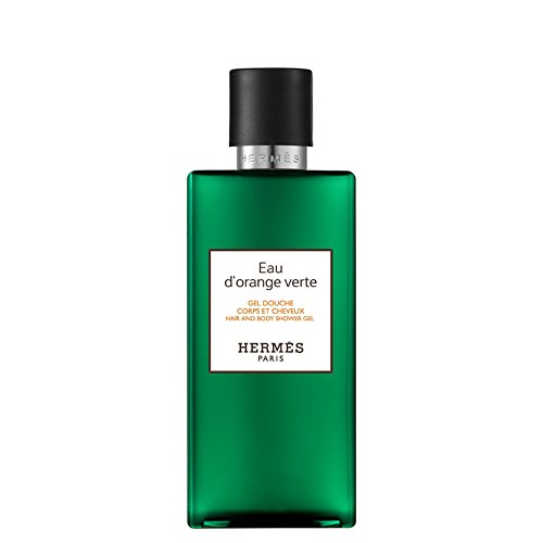 Hermes Eau d'orange Verte all-over shampoo 200 ml - doccia shampo unisex - 200 ml