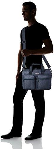 Tommy Hilfiger  EASY NYLON CHAMBRAY COMPUTER BAG, Sacs portés main homme Bleu - Blau (Chambray 006 006)