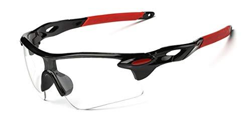 Flydo Gafas de Sol Deportivas, UV 400 Protección Gafas Deportivas Polarizadas para Deporte y Aire Libre Ciclismo Gafas Conducción Pesca Esquiar
