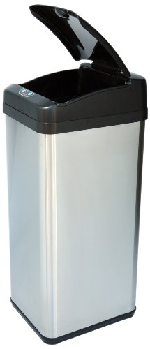 itouchless-it13mxp-extra-wide-stainless-steel-automatic-sensor-touchless-trash-can-13-gallon