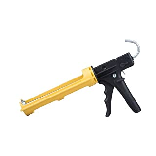 Dripless 10oz Industrial Ergonomic Composite Caulk Gun