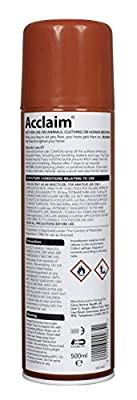 Acclaim Household Flea Spray, 500ml Aerosol by Ceva Animal Health
