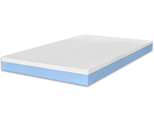Marcapiuma - materasso matrimoniale memory 160x200 alto 20 cm - sunrise - h2 medio dispositivo medico ce - relax effetto massaggio ergonomico rivestimento sfoderabile 5 zone antiacaro 100% made in italy