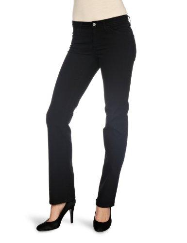 Wrangler Sara W212YJ174 Damen Jeans Schwarz (true black 174)