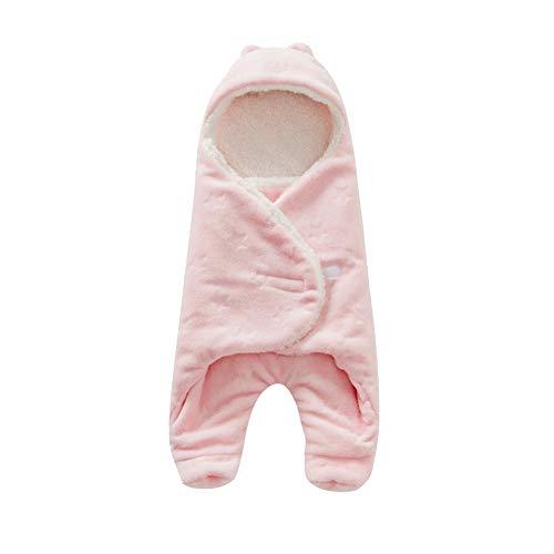 Babyfat sacco nanna con piedini neonato bambino autunno/invernale 2.5tog rosa label 0-6m