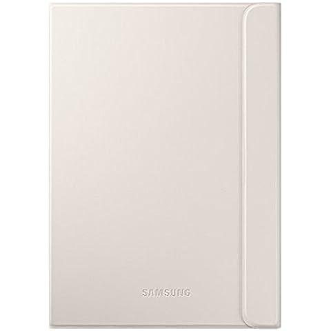 Samsung EF-BT810P - fundas para tablets (Folio, Color blanco, Samsung, Galaxy Tab S2)