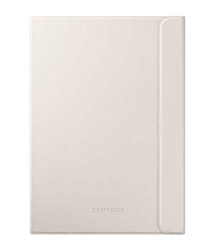 Samsung Original Galaxy Tab S2 9.7 PU Flip Folio Book Cover - White