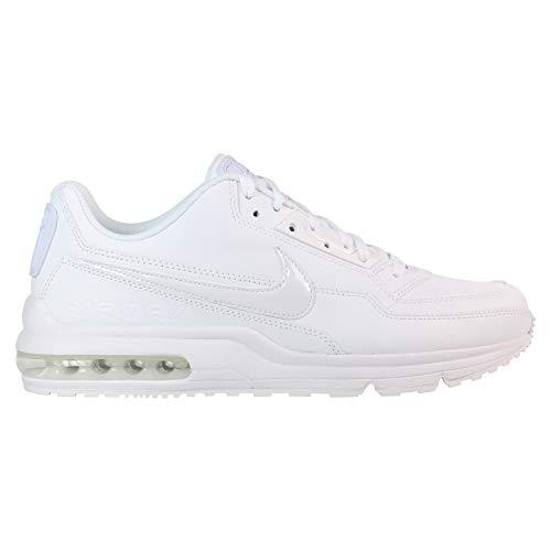 Nike Herren AIR MAX LTD 3 Laufschuhe, Weiß White 111, 42.5 EU (Nike-schuhe Für Männer Casual Weiß)