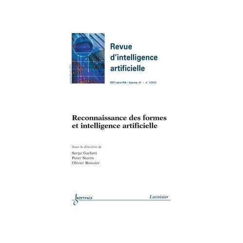 Reconnaissance des Formes et Intelligence Artificielle (Revue d'Intelligence Artificielle Rsti Serie