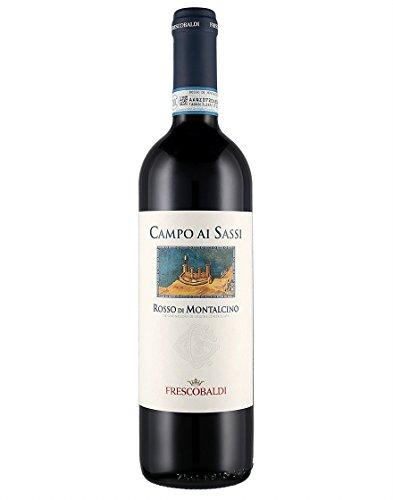 Rosso di Montalcino DOC Campo ai Sassi Frescobaldi 2017 0,75 L