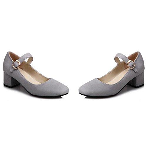 Jane Mary Grey Chaussures Mode TAOFFEN Femmes OtqwExvtY