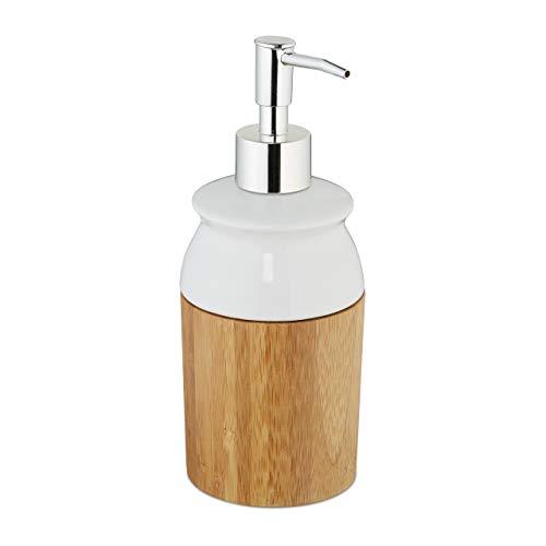 Dosificador de jabón de diseño marca Relaxdays
