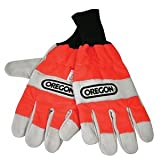 Oregon Motors - Fingerhandschuh, 91305XL