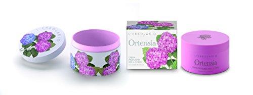 L'Erbolario Ortensia Körpercreme limitierte Edition mit Geschenkbox, 1er Pack (1 x 200 ml)