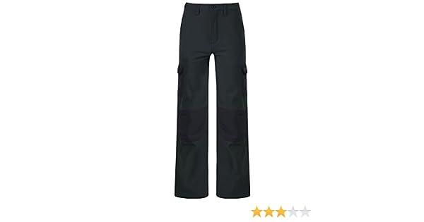 Navy Age 9-10 Regatta Kids/Â/€/Â/™ Softshell Trousers