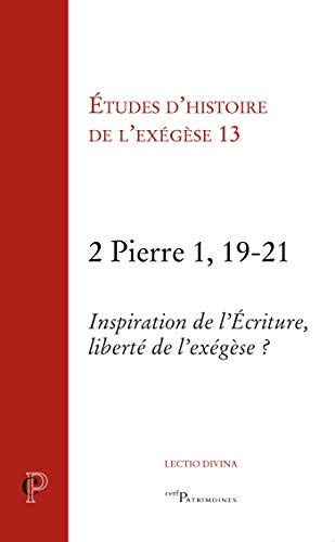 2, Pierre, 1, 19-21 (Lectio Divina) par Collectif
