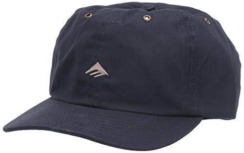 Emerica Herren Try Strapback Baseball Cap, Navy, Einheitsgröße