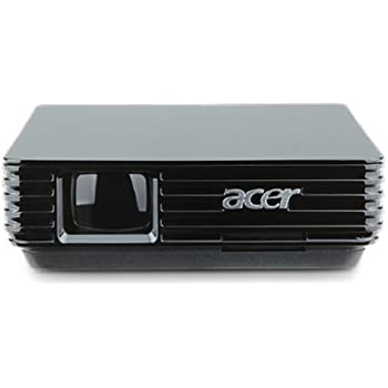 Acer C110 WXGA 50 Lumens LED Pocket projector - EY.JCP06.001 (discontinued by manufacturer)
