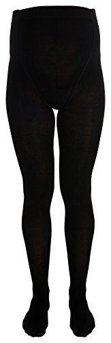 Linique L la pregiata Extra Calzamaglie termica con Aleo vera calze/collant nero (nero) L/46/48