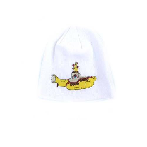 Yellow Submarine Beanie (Sign T-shirt Fit Womens)