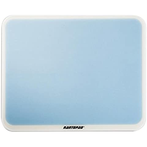 Rantopad top grande Gaming Mouse Pad Mat 34x 27,9x 0,3cm (azzurro)