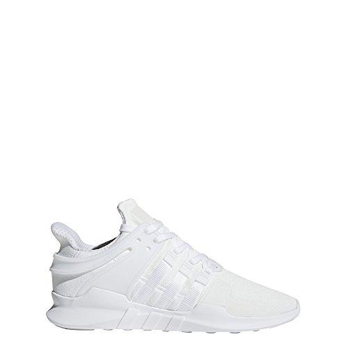 Preisvergleich Produktbild adidas Originals Men's Shoes | EQT Support Adv Sneakers, White/White/Black, 9 D(M) US