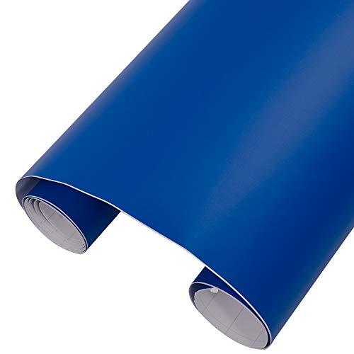 HOHO M-06D-152cm30cm Aufkleber, 152cmx30cm, dunkelblau, Stück: 1