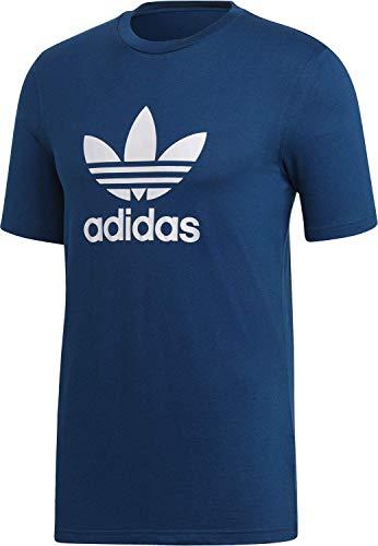 Adidas trefoil t-shirt, maglietta uomo, legend marine, 2xl