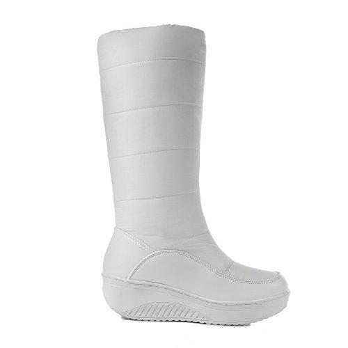 BalaMasa - Stivali da Neve donna White