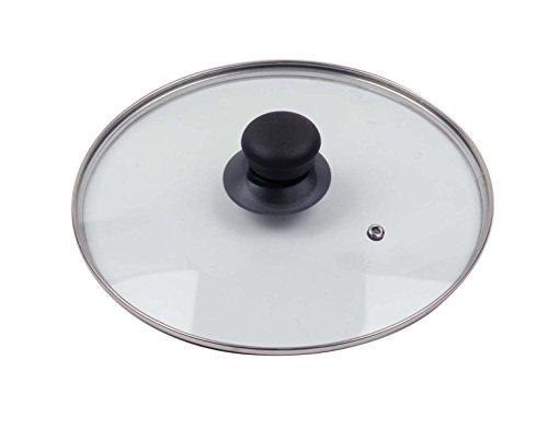 Linq® coperchio in vetro universale, 16-30 cm, 28 cm