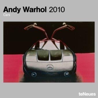 2010 Andy Warhol Cars Grid Calendar