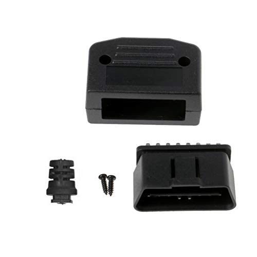 haia7k4k Universal Car Diagnostic Tool Adapter for Car, Auto OBD2 16 Pin  Male Connector Plug