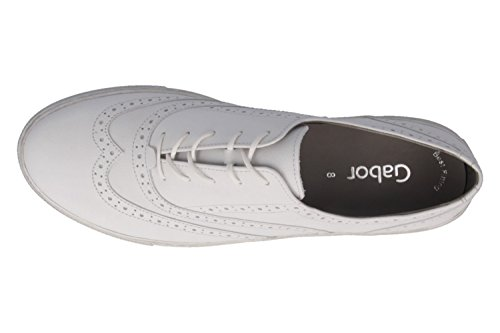 Gabor Shay Damen Sneaker White (White Leather)