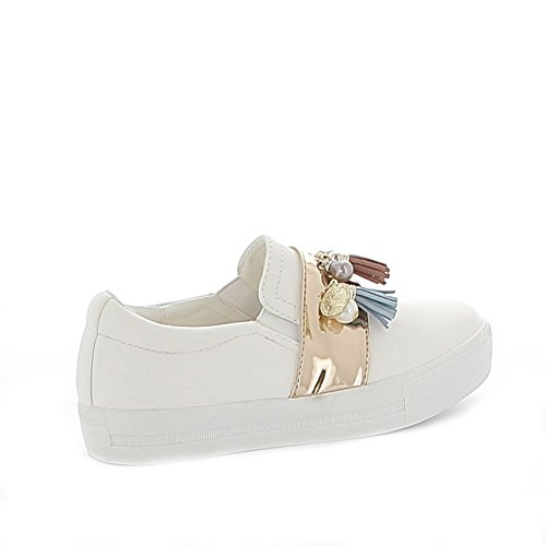 Slippers avec breloques Champagne