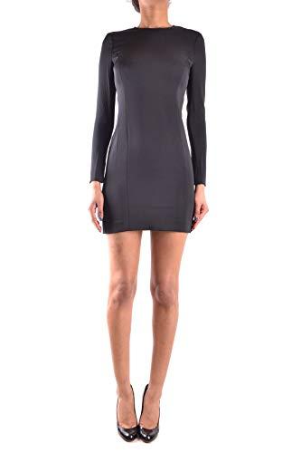 Ralph Lauren Luxury Fashion Damen MCBI29529 Schwarz Kleid | Jahreszeit Outlet