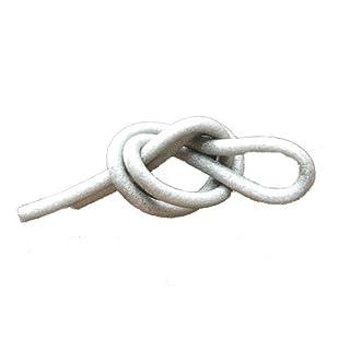 Hinterfüllprofil Hinterfüllschnur PE Rundschnur für Silikonfugen je 10 Meter für Silikon Acryl (8 mm grau geschlossenzellig)