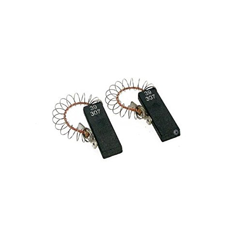 Preisvergleich Produktbild 2 Kohlen Motor + Halterungen Waschmaschine Bosch wae24413 / 01