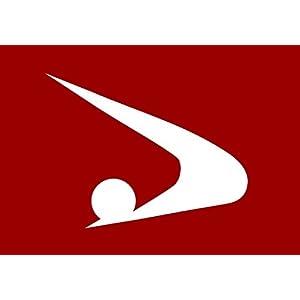 magFlags Flagge: XXXL+ Präfektur Akita | Querformat Fahne | 6.7qm | 200x335cm » Fahne 100% Made in Germany