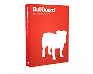 BullGuard Internet Security 10, 1 year subscription, 3 Users (PC)
