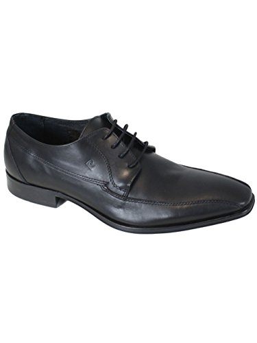 Pierre Cardin Chaussures Cuir Bindi Noir