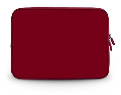 116-inch-red-laptop-notebook-tablet-chromebook-sleeve-case-bag-cover-for-11-inch-apple-mackbook-air-