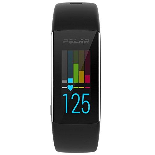 Polar Heart Rate Monitors A360 Black Uni