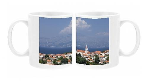 photo-mug-of-view-of-town-with-mainland-in-background-postira-brac-island-dalmatian-by-robert-hardin