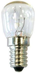 Kühlschranklampe E14 15W Kühlschrankbirne Glühbirne Glühlampe Kühlschrank