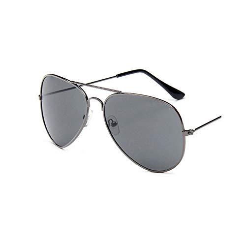 FGRYGF-eyewear2 Sport-Sonnenbrillen, Vintage Sonnenbrillen, NEW Pilot Sunglasses Men Retro UV400 HD Driving Spiegel Metal Sun Glasses Women Vintage Lunette De Soleil Homme Marque 10